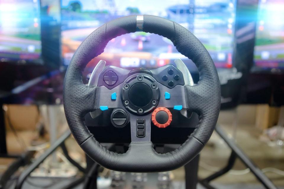 Gaming Lenkrad